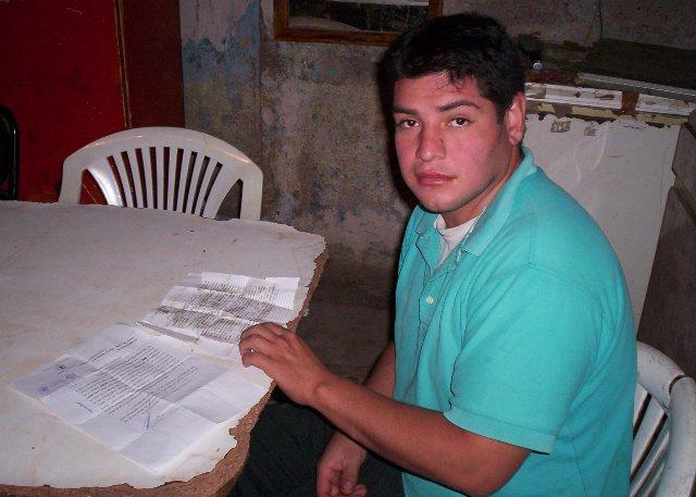 Víctor Ugúa...