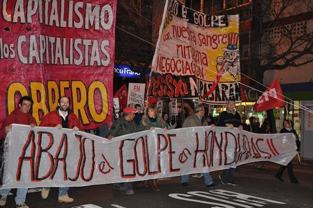 Fotos de la Marcha e...