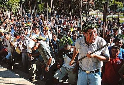 """Perú: """"Con los rostr..."""