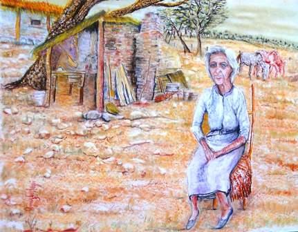 Ramona Bustamante de Marcelo Amuchastegui