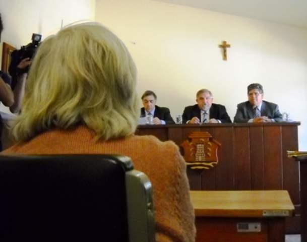 Juicio en Deán Funes: Ramona Bustamante ante el tribunal