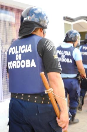 Juicio contra estafadores a Ramona Bustamante: La Policia copó la Ciudad de Deán Funes