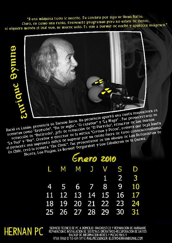 Enero - Radio Atomik...