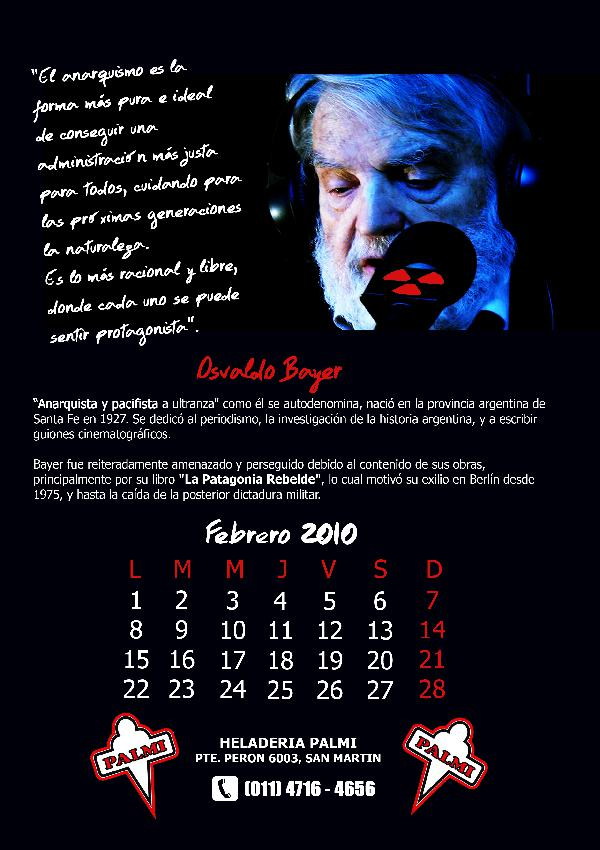 Febrero - Radio Atom...