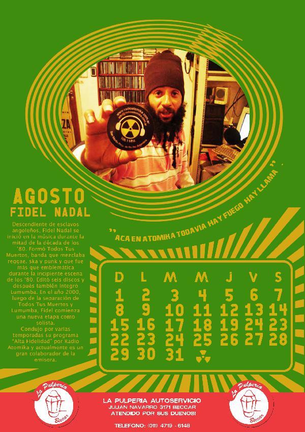 Agosto - Radio Atomi...