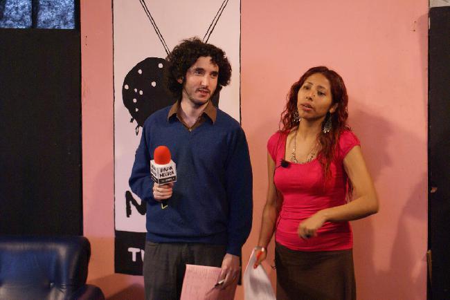 PAPA NEGRA TV...