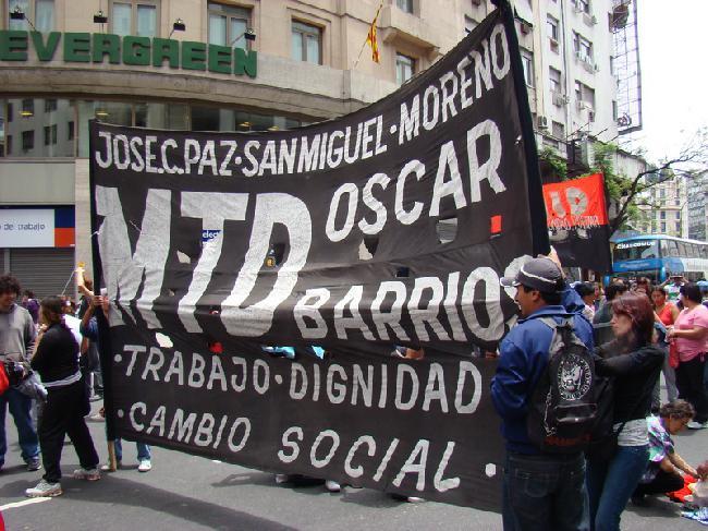 MTD Oscar barrios en...