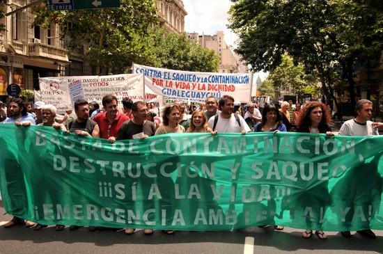 Marcha Nacional Ambi...
