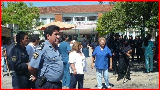 el jefe policial (el...