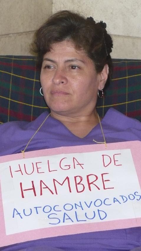Salud - Huelga de Ha...