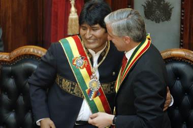 Bolivia: MAS lleva a...