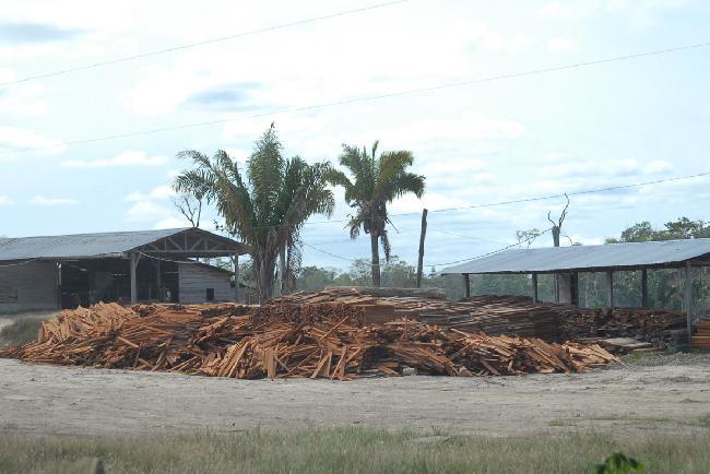 Nicaragua: Demarcaci...
