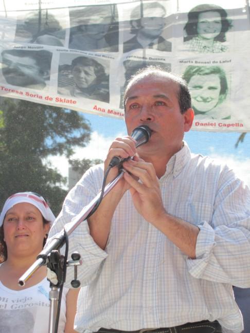 Ramón Verón, víctima...