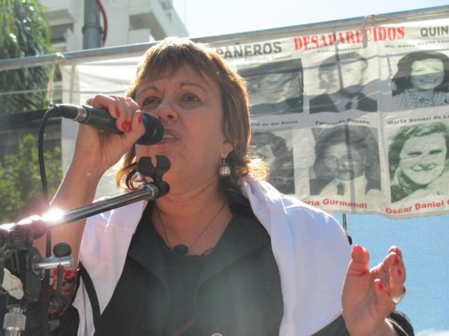 Alicia Gutiérrez, qu...