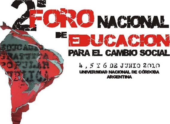 2º  Foro Nacional de...