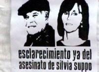 Compañera Silvia Suppo Presente