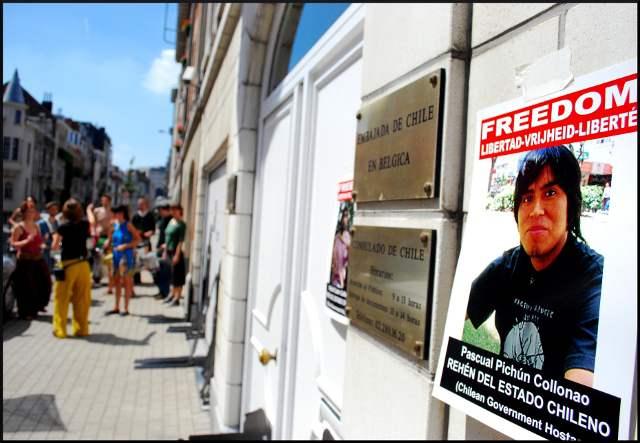 Bélgica: Manifestaci...