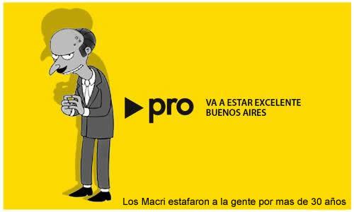 Macri le tapó la boca a Maximo Kirchner