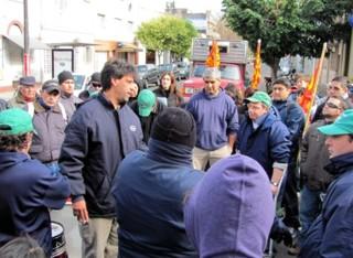 Asamblea de obreros de SanCor