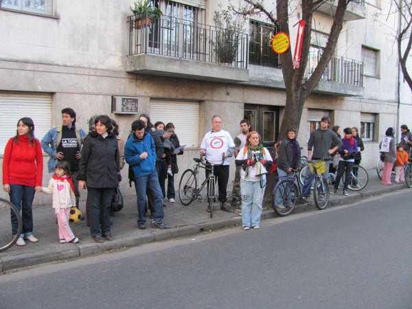 Los/as Bicivoladores...
