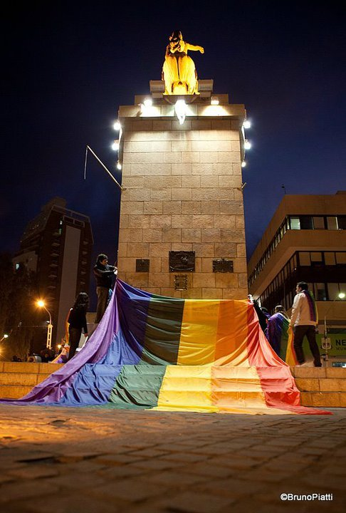 Día del orgullo LGTT...