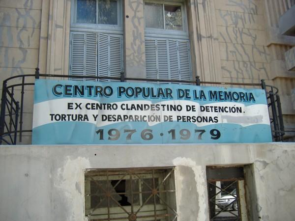 Centro Popular por la Memoria