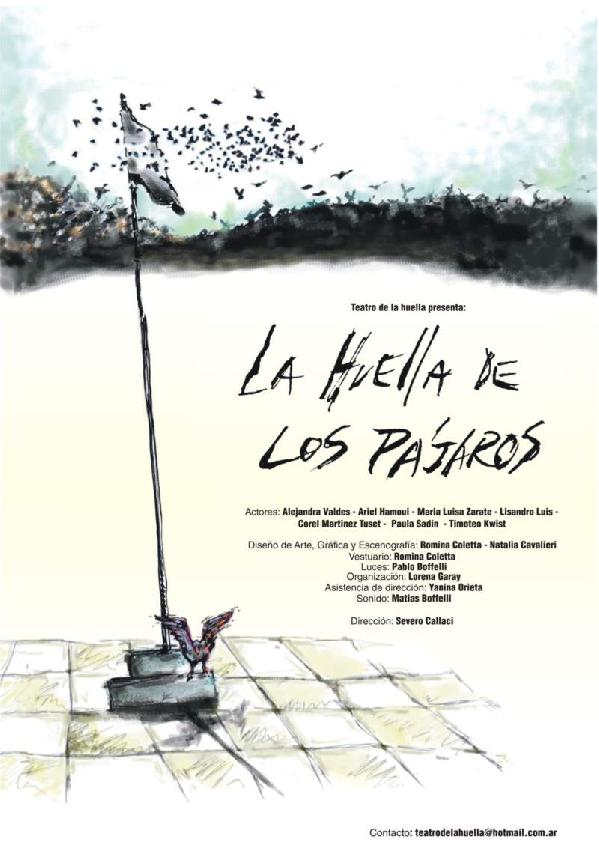 Teatro de la Huella...