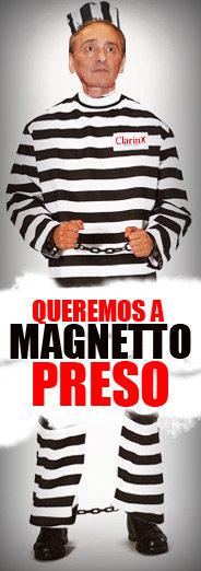 Queremos a Magneto p...
