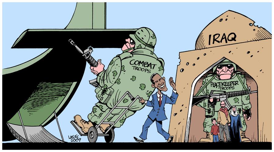 Eeuu Se Va De Iraq Argentina Indymedia I