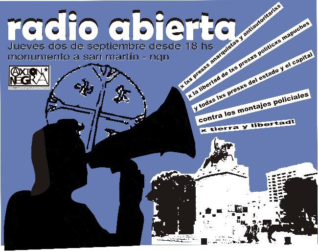Radio abierta...