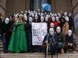 1000 mujeres contra la clandestinidad del aborto