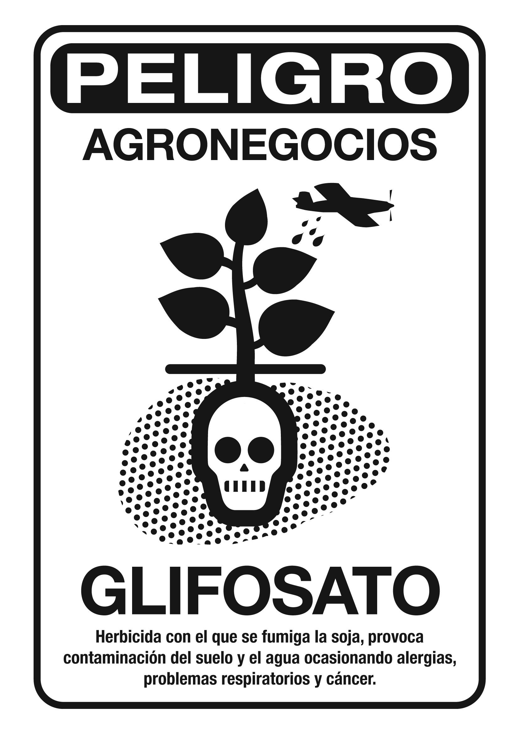 Resultado de imagen de glifosato del gen codificado para el enzima atacado por el herbicida.