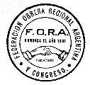 Charla: La F.O.R.A y el movimiento obrero