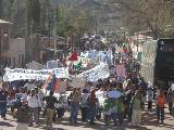 """LLega a la Corte Suprema de la Naci�n el """"No"""" a la Mineria en Tilcara"""