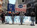 Por el derecho al trabajo: masiva marcha de la Multisectorial