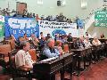 Jornada por la situaci�n de los trabajadores en el Concejo Municipal