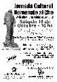 Jornada Cultural Homenaje al Che. S�bado 16-10