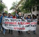 Movilizaci�n estudiantil en defensa de la educaci�n en C�rdoba II