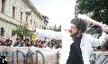 Marcha educativa 13/10 Ciudad de las Artes movilizada - Parte 2