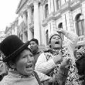 Las mujeres en las luchas sociales en Latinoam�rica