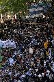 Segundo dia en la Plaza de Mayo por la muerte de Nestor Kirchner