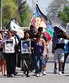 Polic�a de Viedma asesina a joven mapuche por la espalda