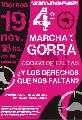 4 Marcha de la Gorra en C�rdoba