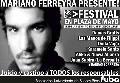 23/11 Festival por Mariano Ferreyra en Plaza de Mayo