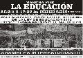 Marcha por la educaci�n este Jueves