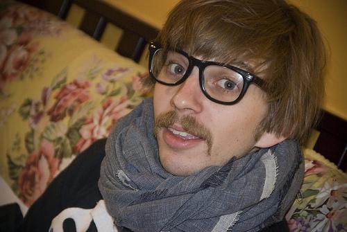 hipster varon...