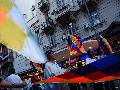 Marcha en repudio a los asesinatos de Formosa