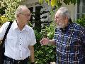 Los Peligros de una Guerra Nuclear. Encuentro de Michel Chossudovsky y Fidel Castro Ruz