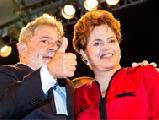 Brasil: �Qui�n es la dama de rojo?