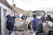 Los restos �seos expuestos en el Museo Tello pertenec�an a 50 personas